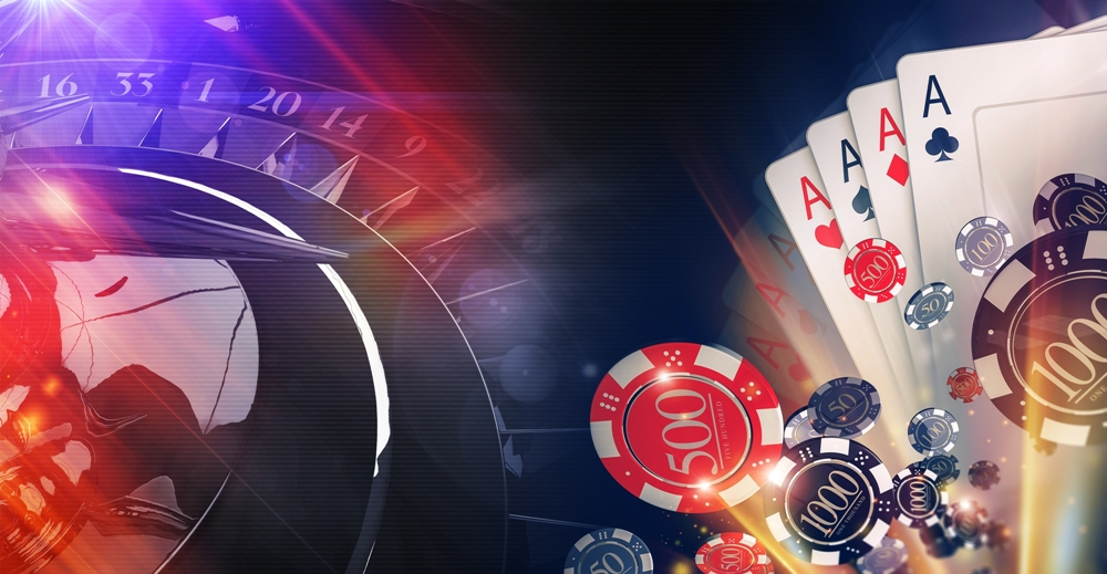 Try Your Luck - Online Gambling