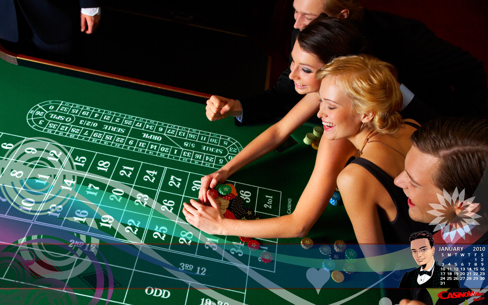 9 Charming Gambling Concepts