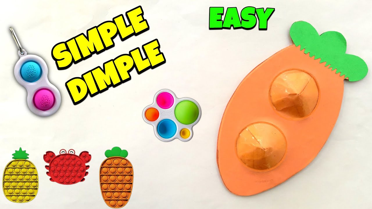 You Want a Simple Dimple Fidget Toy on eBay?